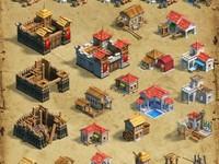 3d графика для игр – игровые объекты: домики и модели окружения