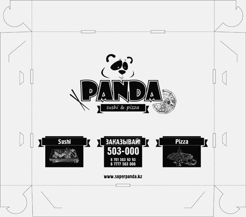 Дизайн упаковки (коробка) для доставки суши №1 фото f_612541c283e870b3.jpg