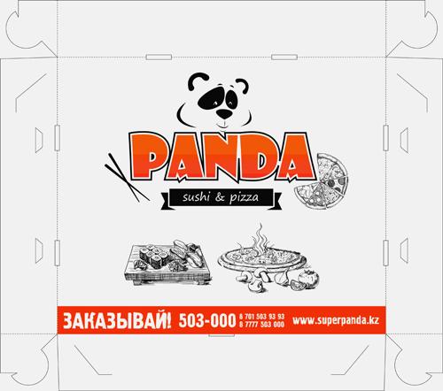 Дизайн упаковки (коробка) для доставки суши №1 фото f_992541c2829c8c73.jpg