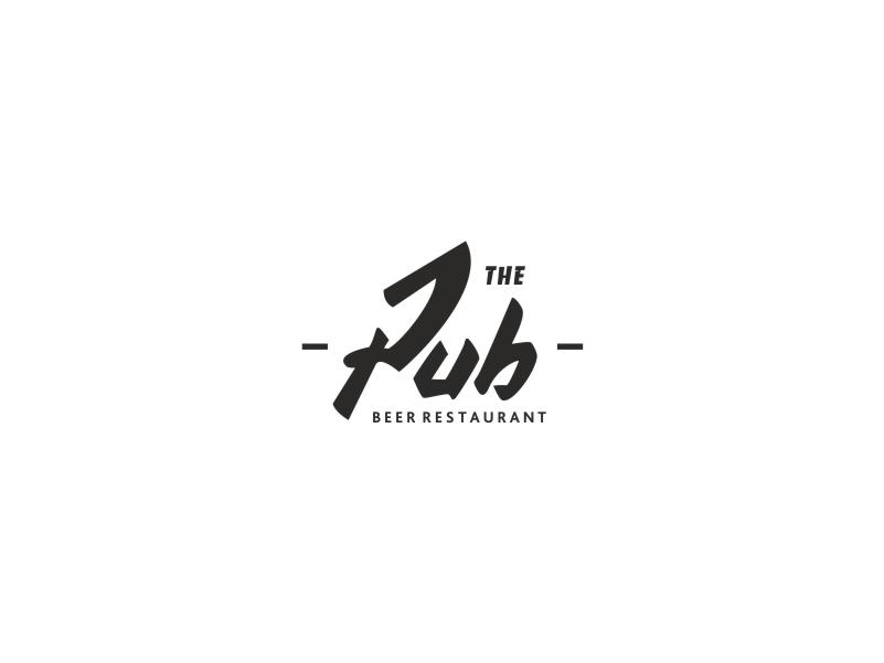 "Разработка логотипа торговой марки ""THEPUB"" фото f_53851e3d0fe5a650.jpg"