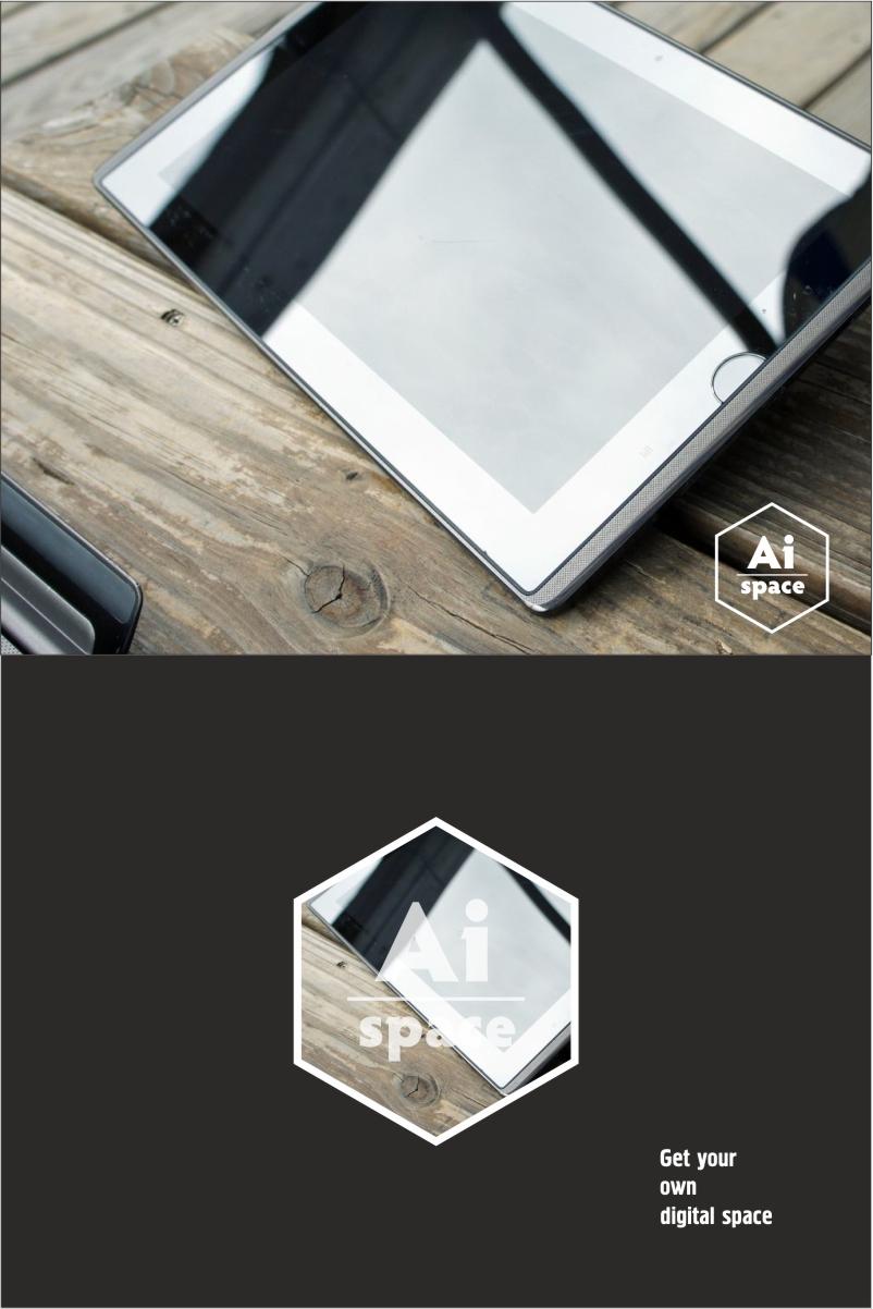 Разработать логотип и фирменный стиль для компании AiSpace фото f_77151adac0d9e58d.jpg