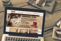 Интернет-магазин настольных спортивных игр Студии-НСИ