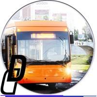 Монтаж верхней части троллейбуса