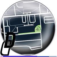 План-схема (вектор)