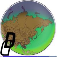 SVG Карта