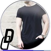 Монтаж рисунка на футболку