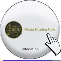 MEDIA HOLDING NOTE