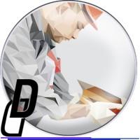 Векторные полигональные иконки