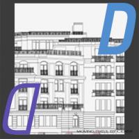 Векторизация здания