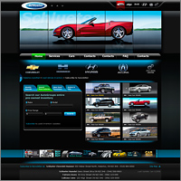 Дизайн сайта компании Schlueter (Канада)