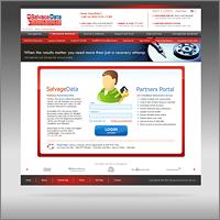 Дизайна портала для клиентов