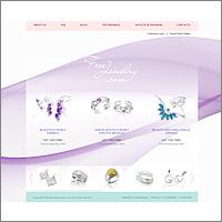 Дизайна сайта украшений