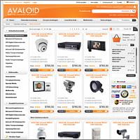 E-shop Avaloid (Germany)