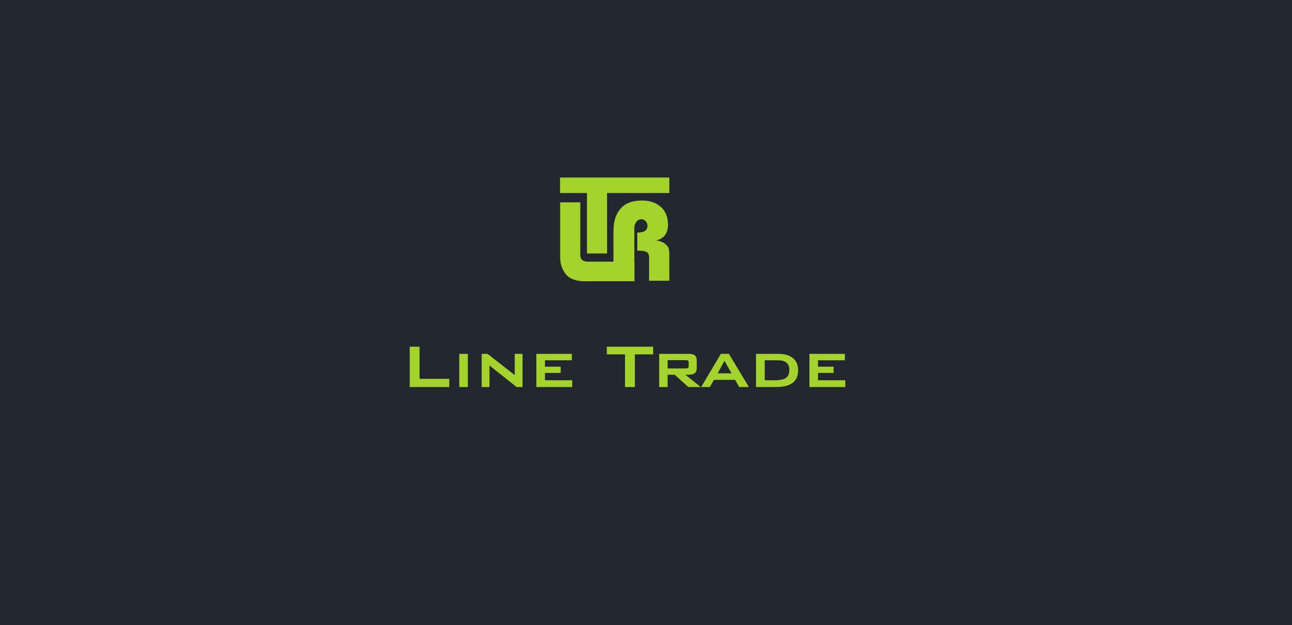 Разработка логотипа компании Line Trade фото f_56050f7c812cff4a.jpg