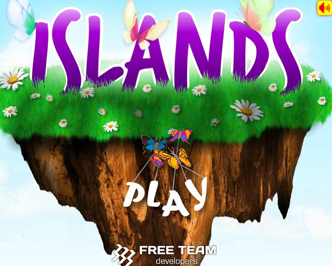 Игра Islands