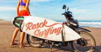Resck Surfing | Lettering