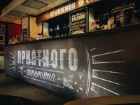 Chalk Lettering | 4FriendsCafe