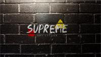 SUPREME | Lettering