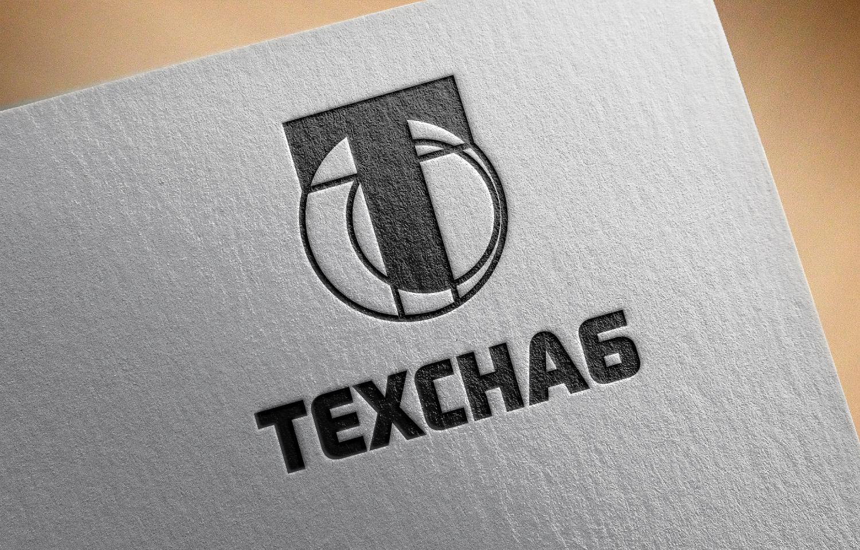 Разработка логотипа и фирм. стиля компании  ТЕХСНАБ фото f_0205b1ae9b3608dc.jpg