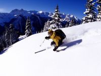Австрийский горнолыжный курорт