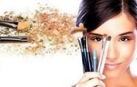 Курсы макияжа и причесок_лендинг