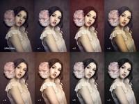 Свето и цвето-коррекция, тонирование и обработка фотографий