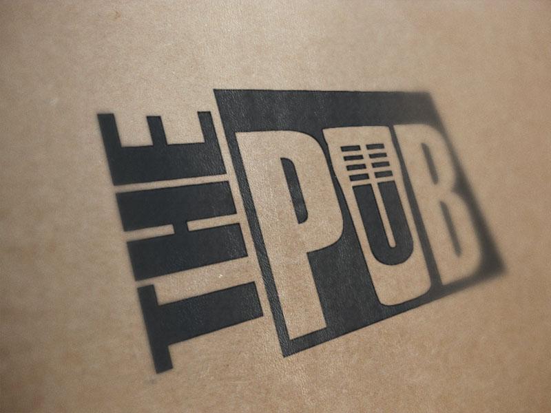 """Разработка логотипа торговой марки """"THEPUB"""" фото f_45251e12e76556e4.jpg"""