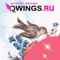 Баннер для интернет-магазина QWINGS.ru