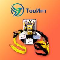 Баннер в слайдер ИМ спортивных тренажеров TRX - петли