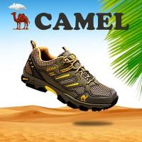 Листовка для рекламы кроссовок CAMEL
