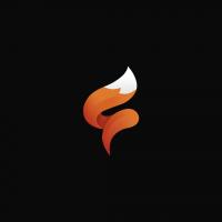 """Логотип для линии дизайнерской одежды """"Fox Line"""""""