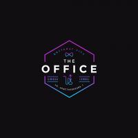 """Логотип для кальянной """"The Office"""""""
