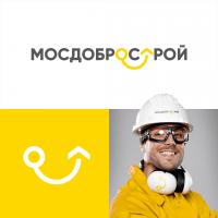"Логотип для ""МосДоброСтрой"""