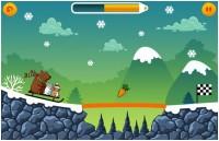 Level design - Ice Rabbits (Ride to Finish)