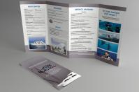 Буклет для Dive-Project
