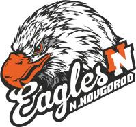 логотип ,бейсбольной команды Нижегородские Орлы