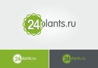 лого 24plants.ru