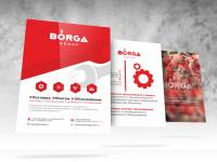 Модули в журнал BORGA