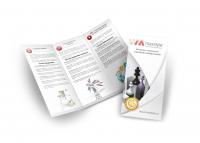 Евробуклет для Internet Marketing Company MaxStyle