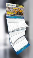 Квартальный календарь БелАвтоТрейд 2013