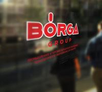 Наклейка BORGA