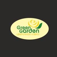 лого Цветочной лавки «GreenGarden»