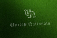 лого Бейсбольной команды UnitedNationals