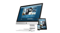Сайт дизайн - проекта «Metall-Glass»