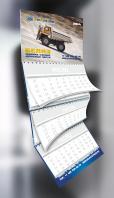 Квартальный календарь БелАвтоТрейд 2014