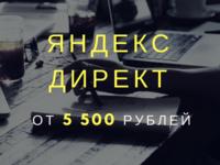 Настройка Яндекс. Директ