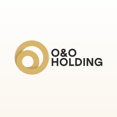"Разработка Логотипа +  Фирменного знака для компании ""O & O HOLDING"" фото f_1275c7cbe34e020c.jpg"