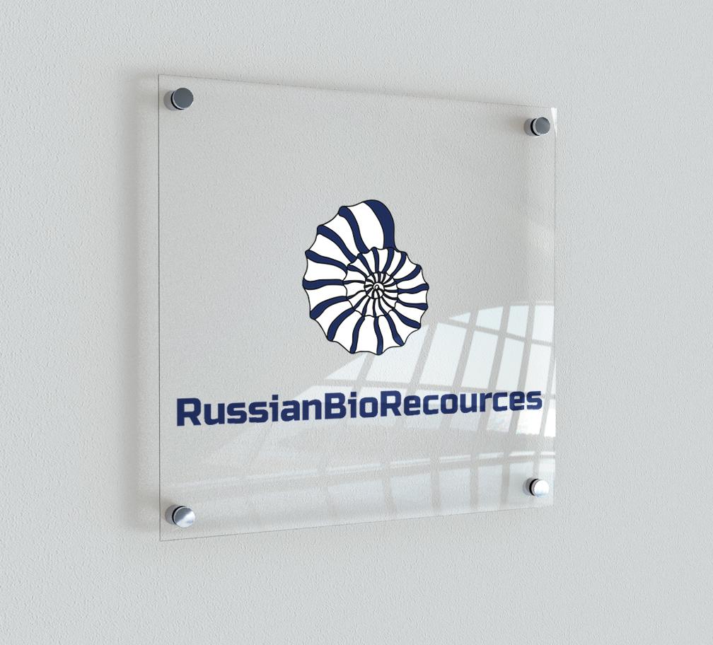 Разработка логотипа для компании «Русские Био Ресурсы» фото f_5745908dc96776d1.png