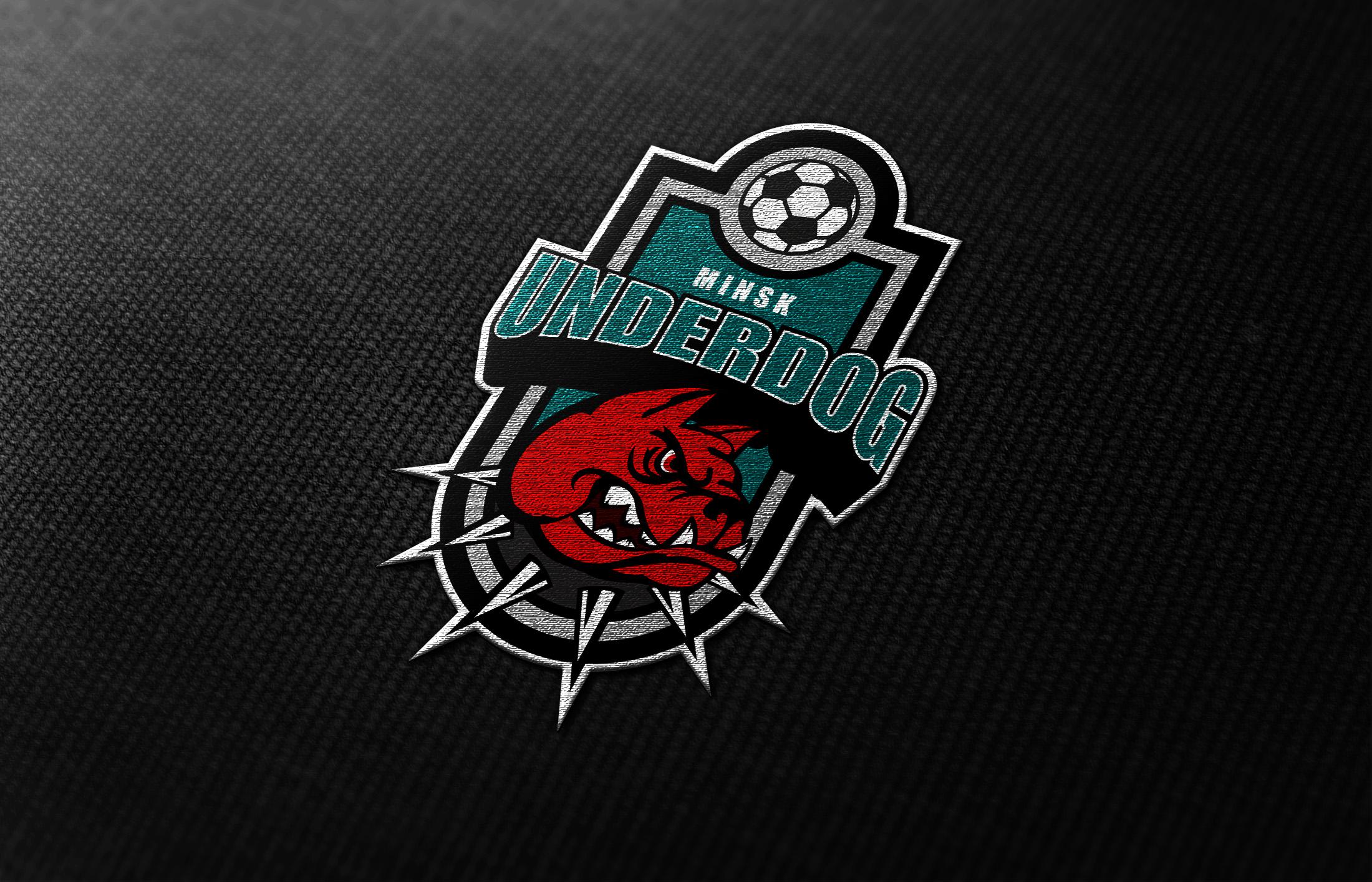 Футбольный клуб UNDERDOG - разработать фирстиль и бренд-бук фото f_5355cb0981253074.jpg