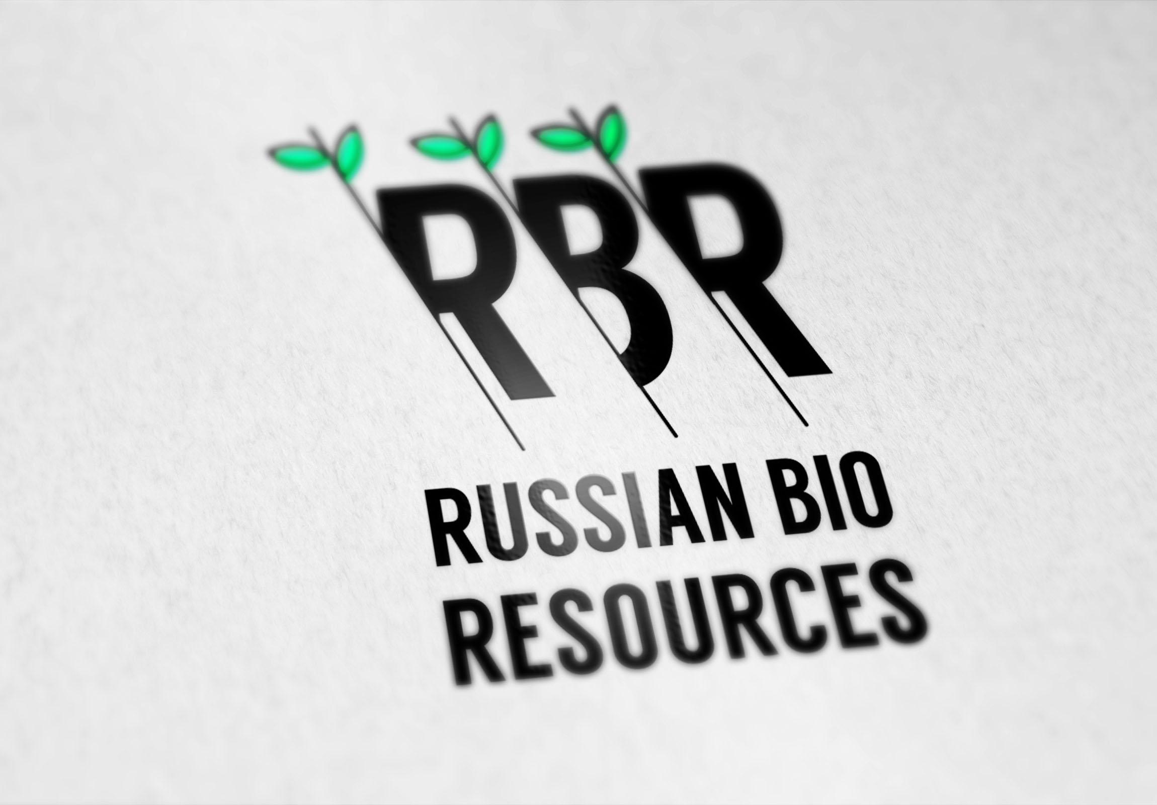 Разработка логотипа для компании «Русские Био Ресурсы» фото f_86658f7dd7f09ddb.jpg